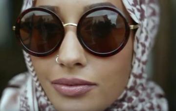 H&M model, Mariah Idrissi